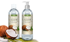 Pure Original Coconut Oil (1- or 2- Pack)