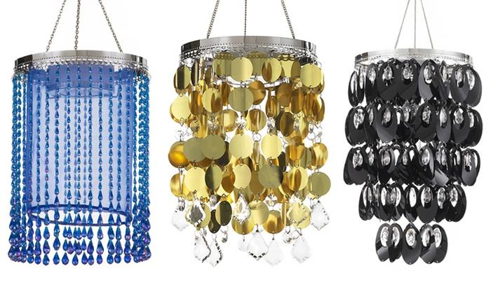 Indoor/Outdoor Chandelier | Groupon Goods
