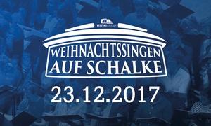 MMP Event: Ticket für das Weihnachtssingen auf Schalke 2017 am 23.12. in der VELTINS-Arena (36% sparen)