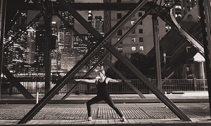 Centered Studios: 3, 5, or 10 Yoga Classes at Centered Studios (Up to 34% Off)