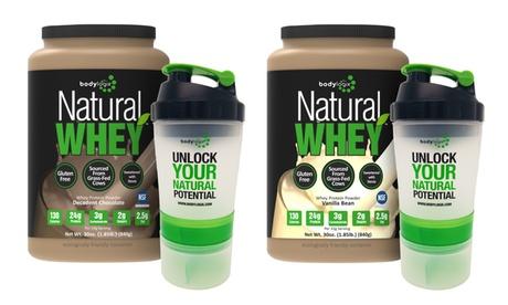 Bodylogix Whey Protein Powder with Bonus Shaker Cup (1.85lb.) a7ee5878-5fdd-11e6-9143-00259069d7cc