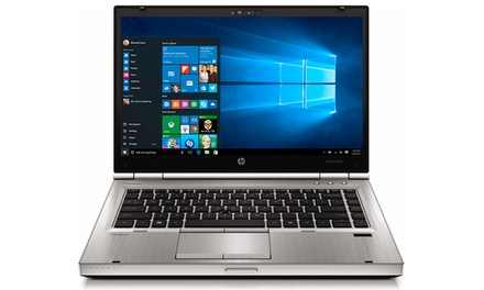 "Portátil HP Elitebook 8460p 14.1"" Windows 10 Home Premium reacondicionado desde 259 € con envío gratuito"