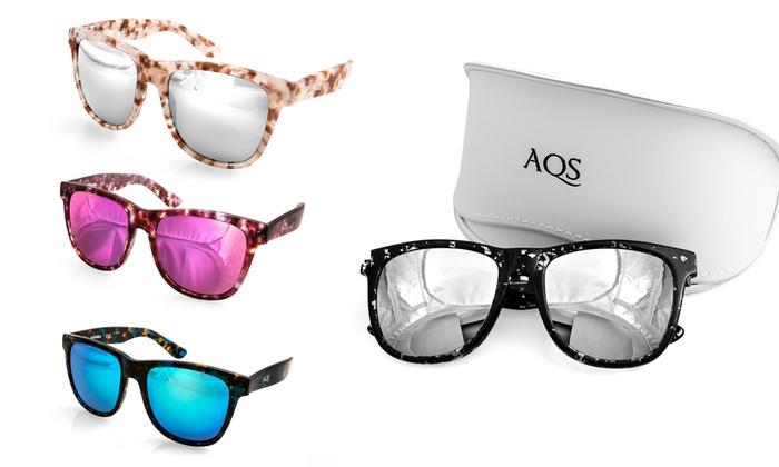 AQS Unisex Jax Sunglasses