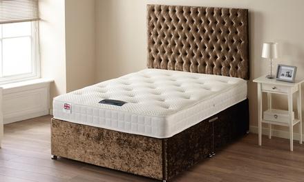 cool blue supreme mattress