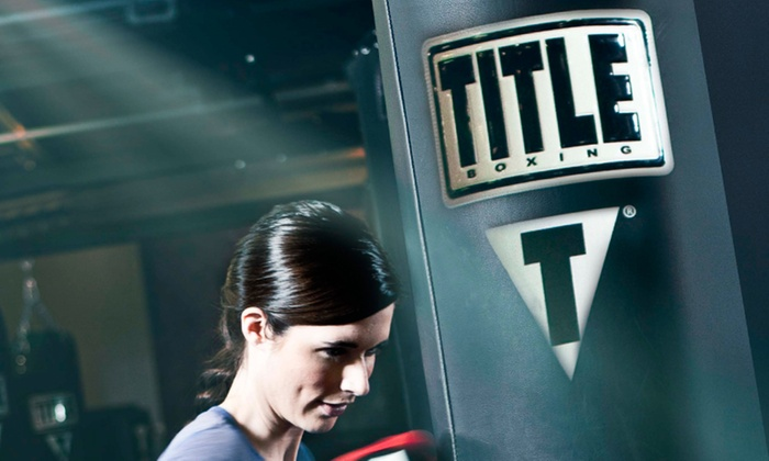 TITLE Boxing Club-  Lafayette - Lafayette: Up to 76% Off Unlimited Fitness Classes at TITLE Boxing Club-  Lafayette