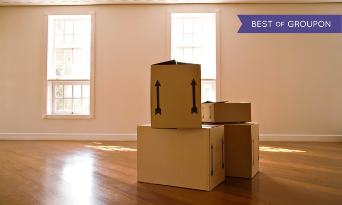 K&T Moving And Delivery - Fort Worth: Two, Three, or Four Hours of Moving Services from K&T Moving And Delivery (Up to 53% Off)