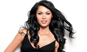 Copper River Salon & Spa: Hair Services at Copper River Salon & Spa (Up to 61% Off). Three Options Available.