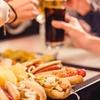 100 Montaditos: Tapas spagnole e cerveza