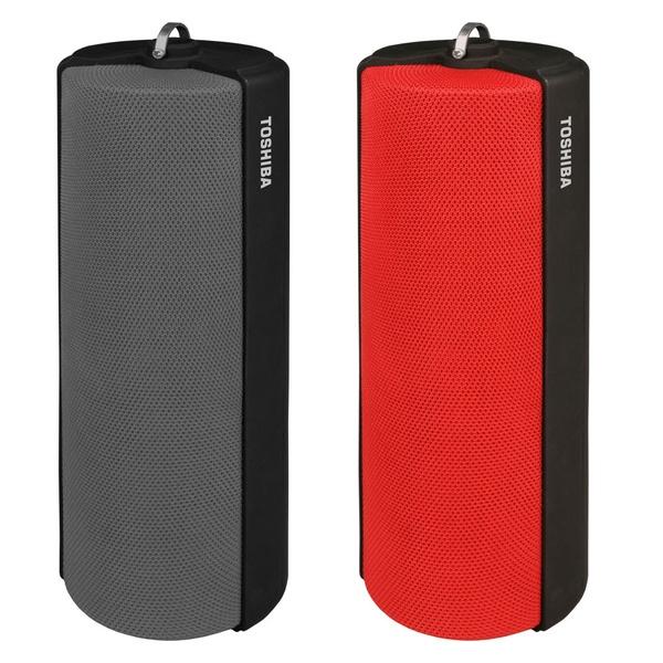 Toshiba Fab Portable Wireless HD Bluetooth Speaker