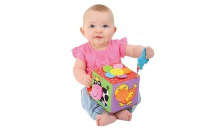Galt Toys Activity Cube for £10