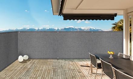 Rouleaux de brise vue en lots pour jardins, terrasses et balcons ...
