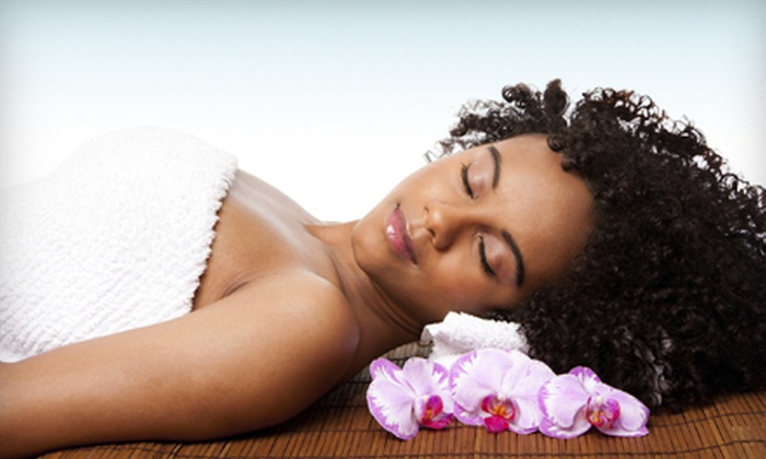OM SPA  - Salon Studios: 60- or 90-Minute Deep-Tissue or Swedish Massage at OM SPA (Up to 61% Off)