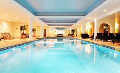 image for Spa Day with Treatment and Afternoon Tea for One or Two at 4* Stoke by Nayland Hotel Golf & Spa (Up to 48% Off)
