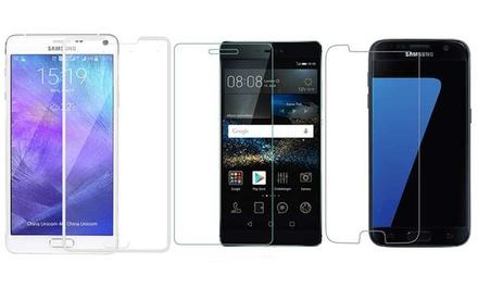 Protection d'écran en verre trempé pour Smartphones à 2,99€