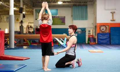 Up to 54% Off Classes at EnRich Gymnastics and Dance Academy