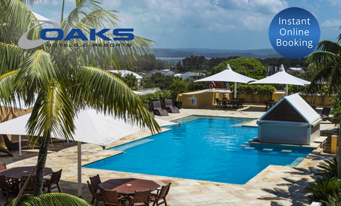 The Entrance: 2 to 3 Nights for Up to Four People at Oaks Waterfront Resort The Entrance