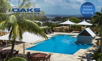 The Entrance: Three- or Seven-Night Getaway for Two or Four People at Oaks Waterfront Resort The Entrance