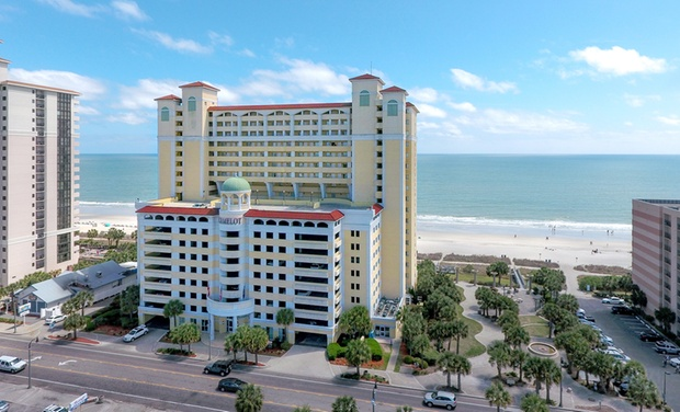 Camelot By The Sea Oceana Resorts Myrtle Beach Sc Stay At