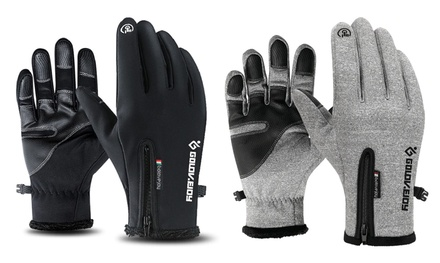 One or Two Pairs of Unisex Touch Screen Gloves V2