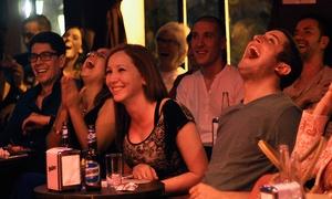 Showtime Stand Up NRS: $79 en vez de $160 por entrada para Showtime Stand Up en Brako Bar