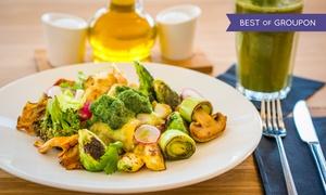 Grande Papa: Zupa lub przystawka i danie główne (89,99 zł) z deserem (105,99 zł) dla 2 osób i więcej opcji w Grande Papa (do -43%)