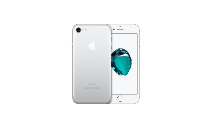 apple iphone 7 128 go 39 sup rieur 39 groupon. Black Bedroom Furniture Sets. Home Design Ideas