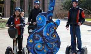 Nation Tours, Inc.: $42 Segway Tour in Austin from Segway Nation ($69 Value)