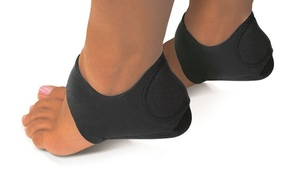 Shock-Absorbing Plantar-Fasciitis Gel Therapy Wraps at Shock-Absorbing Plantar-Fasciitis Gel Therapy Wraps, plus 6.0% Cash Back from Ebates.