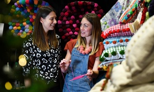 ICHF: The Creative Craft Show, Two Adult Tickets, 31 January - 17 March, Three Locations (Up to 42% Off)