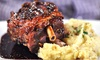 Acqua Restaurant & Bar - Maplewood - Oakdale: Dinner for Two or Four at Acqua Restaurant & Bar - White Bear Lake (Up to 40% Off)