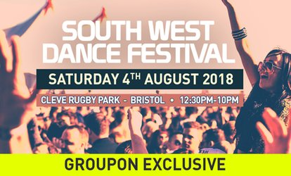 image for South West Dance Festival, 4 August, Cleve Rugby Park, Bristol (Up to 30% Off)