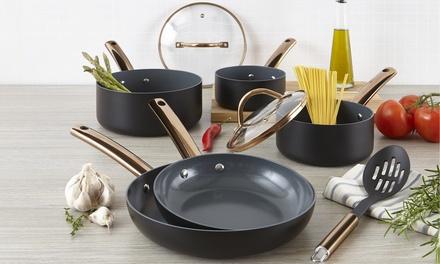Cermalon Five-Piece Cookware Set