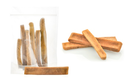 best bully sticks all natural yak cheese dog chews 1lb groupon. Black Bedroom Furniture Sets. Home Design Ideas