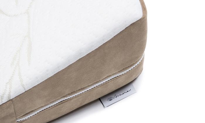 Avana Inclined Acid Reflux Memory Foam Mattress Topper