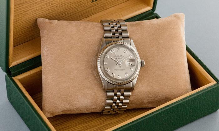datant montres Rolex Vintage
