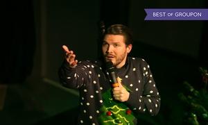 Kloenschnack Entertainment: 1 oder 2 Tickets für eine Comedy-Show nach Wahl an verschiedenen Veranstaltungsorten (bis zu 40% sparen)