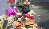 High Tea for Two ($39) or Four People ($75) at The Libertine By Louis (Up to $152 Value)