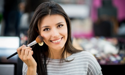 Four-Hour Make-Up Course for One or Two at London Academy of Beauty (Up to 85% Off)