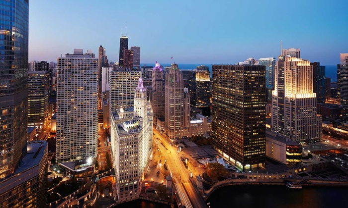 4-Star Top-Secret Hotel in Downtown Chicago