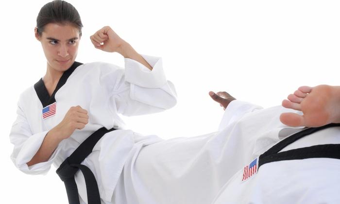 Zanshin Martial Arts - Panhandle: Up to 67% Off Karate Program at Zanshin Martial Arts