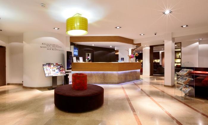 Kyriad prestige paris boulogne groupon for Groupon hotel paris