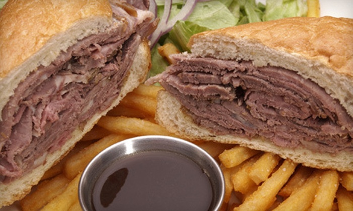 PatDee's Pub and Eatery - Boston Heights: $10 for $20 Worth of Sandwiches, Pizza, and Pub Food at PatDee's Pub and Eatery in Northfield