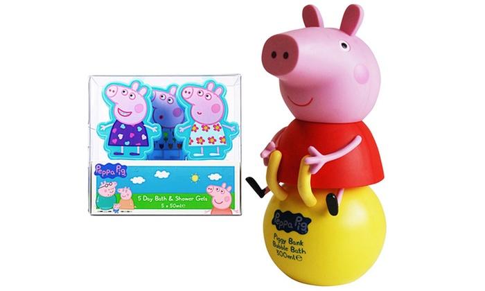 Piggy Bank Bubble Bath With Gels