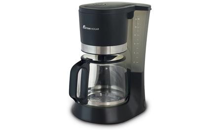 Cafetera por goteo para 10-12 servicios 680W Astan Hogar