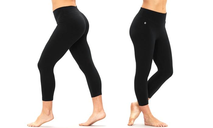 27155a91d Bally Fitness Women s Tummy-Control Leggings