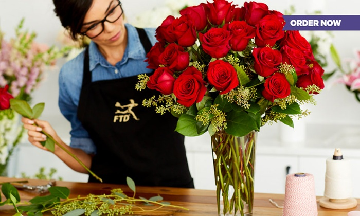 15 Off Local Flower Delivery Through Groupon From Ftd Com