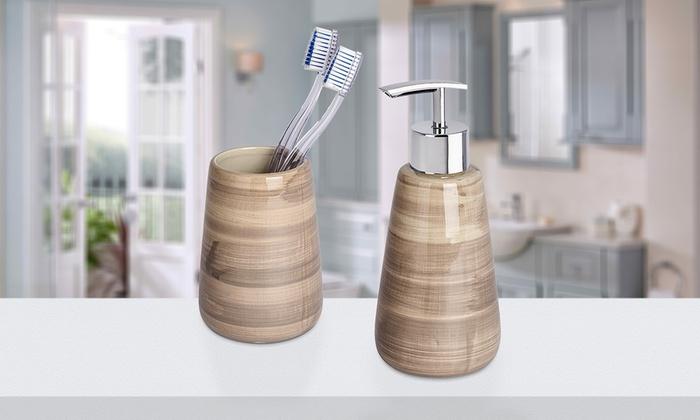 Kit di oggetti per il bagno Wenko | Groupon Goods