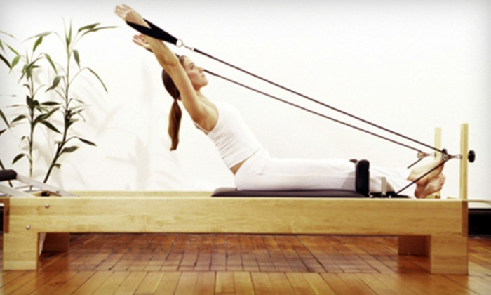 Pilates MN - Plymouth - Wayzata: $75 for Five Reformer Pilates Classes and a One-Hour Private Pilates Sesion at Pilates MN in Wayzata ($200 Value)