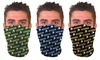 Unisex Awesome Football Neck Gaiter Performance Microfiber