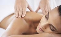 1 oder 2 Rückenmassagen à 30 Minuten bei Heilpraktikerin Liane Fuß (bis zu 53% sparen*)